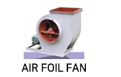 air foil fan