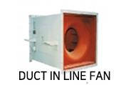 duct in line fan