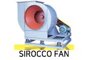 sirocco fan